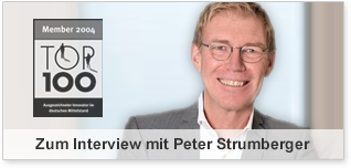 Interview mit Peter Strumberger